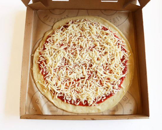Pieology Bake at Home Cheese Pizza