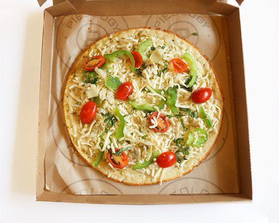 Pieology Bake at Home GF Cauliflower Pizza