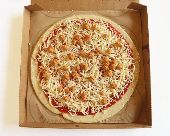 Pieology Bake at Home Sausage Pizza