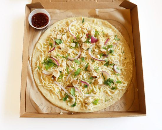 Pieology Fire Grilled Chicken with BBQ