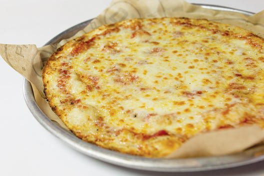 Pieology Cheese Pizza