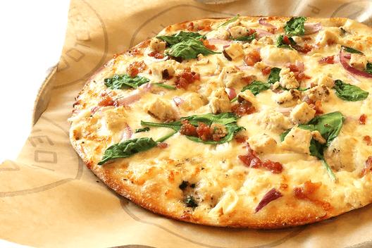 Chicken Bacon Ranch Pieology Pizzeria