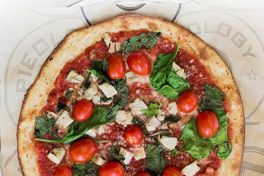 Dairy Free Create Your Perfect Pizza