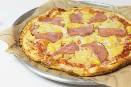 Pieology Hawaiian Pizza