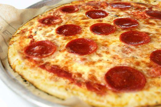 Pieology Pepperoni Pizza